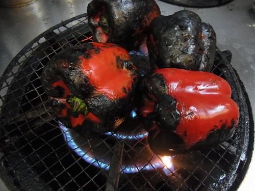 焼きパプリカ