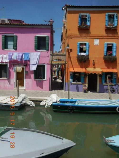 イタリアで出会った景色を飾りました(^▽^)