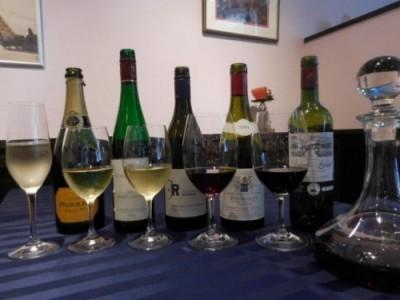 今の時期のグラスワインはこちら!