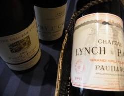 最近のお勧めワイン